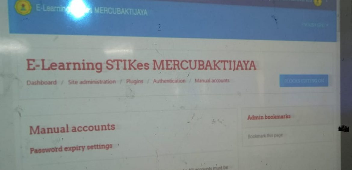 Sosialisasi Learning Management System