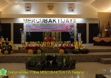 Milad 14th STIKes MERCUBAKTIJAYA Padang